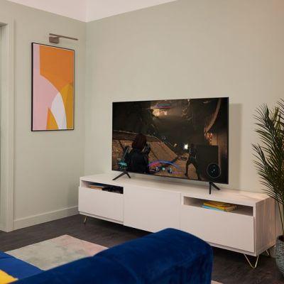 Samsung UE85AU7100KXXU 85″ Smart 4K Ultra HD HDR LED TV with Bixby, Alexa & Google Assistant