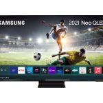 Samsung QE65QN94AATXXU 65″ Smart 4K Ultra HD HDR Neo QLED TV with Bixby, Alexa & Google Assistant
