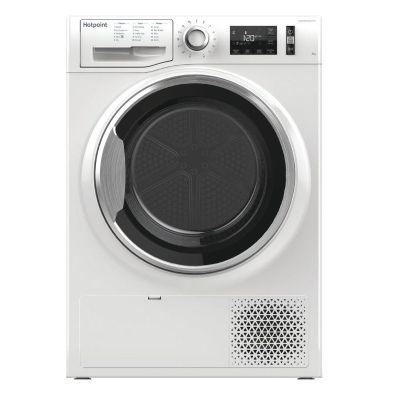 HOTPOINT ActiveCare NTM1192SK UK 9 kg Heat Pump Tumble Dryer – White