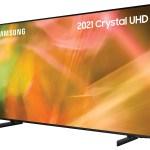 "Samsung UE43AU8000KXXU 43"" AU8000 Crystal UHD 4K HDR Smart TV (2021)"