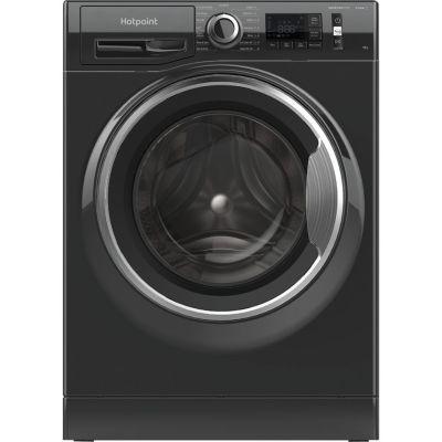 HOTPOINT NM11945BCAUKN 9kg 1400 Spin Activecare  Washing Machine, Black