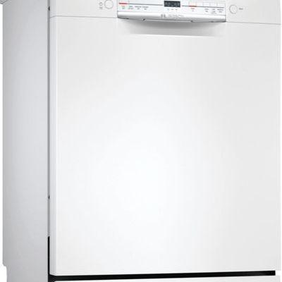 BOSCH Serie 2 SGS2ITW08G Full-size  Dishwasher – White