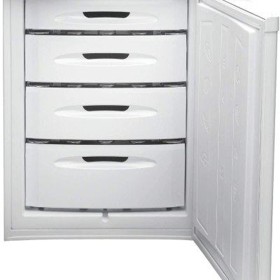 HOTPOINT RZA36P1 90 Litre Freestanding Under Counter Freezer 60cm Wide – White [Energy Class A+]