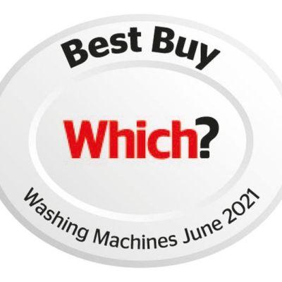 BOSCH Serie 6 WAU28T64GB 9 kg 1400 Spin Washing Machine – White