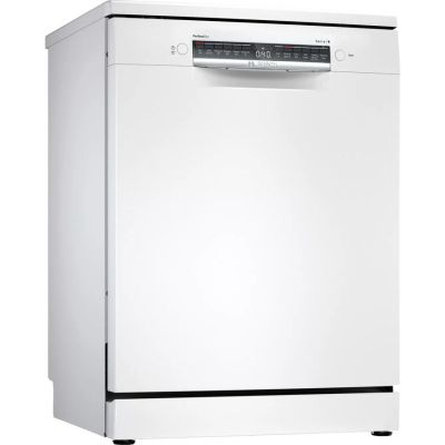 BOSCH Serie 6 SMS6ZCW00G Full-size WiFi-enabled Dishwasher – White