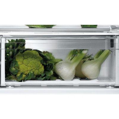 HOTPOINT H1NT811EOX1 60/40 Fridge Freezer – Stainless Steel