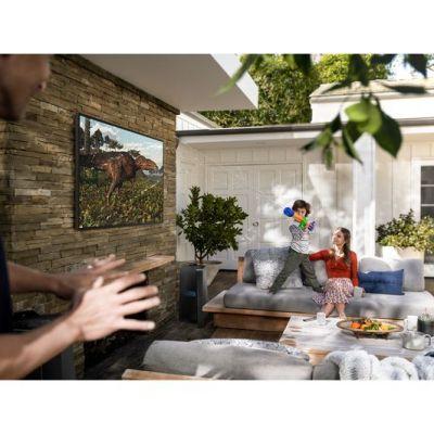 SAMSUNG QE65LST7TCUXXU THE TERRACE 65″ (2021) 4K OUTDOOR QLED TV