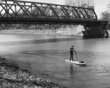Neubau der Lukas-Brücke