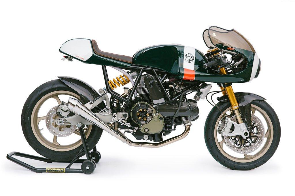 Ducati Leggero by Walt Siegl Motorcycle