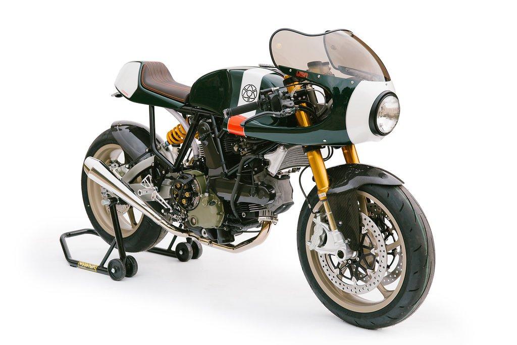 Leggero Ducati by WSM