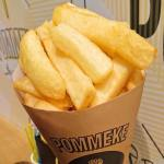 本場ベルギーフライドポテト専門店「POMMEKE」(ポムケ)に行ってきた