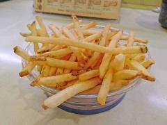 【フライドポテト】はま寿司でカリカリポテトとチーズカリカリポテトを食べてきた