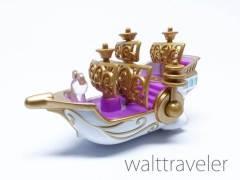 ディズニーシー15周年トミカ「ウィング・オブ・ウィッシュ号」凝ったデザインでかっこいい