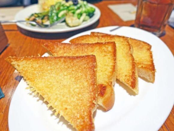 シズラー チーズトースト