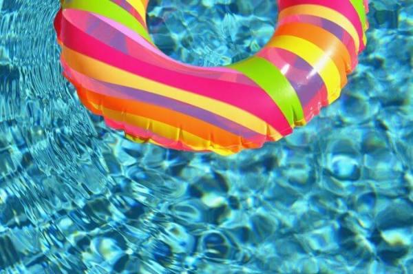 プール 水