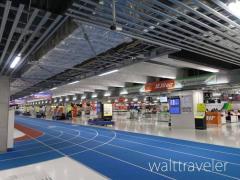 成田空港第3ターミナル探索!お土産・フードコート・充電コンセントは?