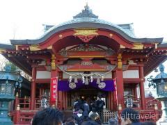 羽田神社の御朱印は飛行機!羽田空港から近くて多くの航空関係者が参拝!