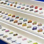 東京ディズニーリゾート・ビークル・コレクション展で歴代トミカ約250台を無料で見られる!