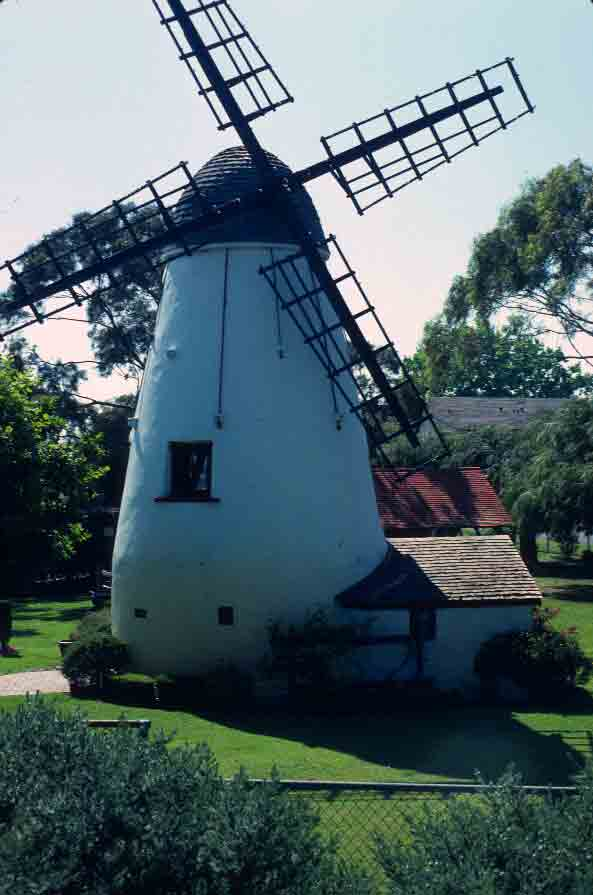 Perth's Old Mill