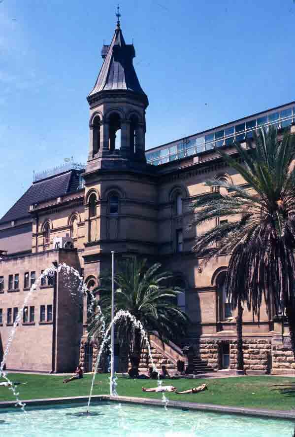 The South Australian Museum
