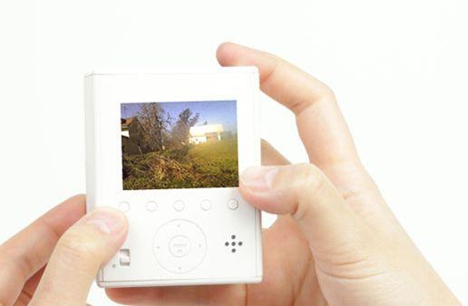sun cloud 03 Sun and Cloud: The Worlds First Self powered Digital Camera