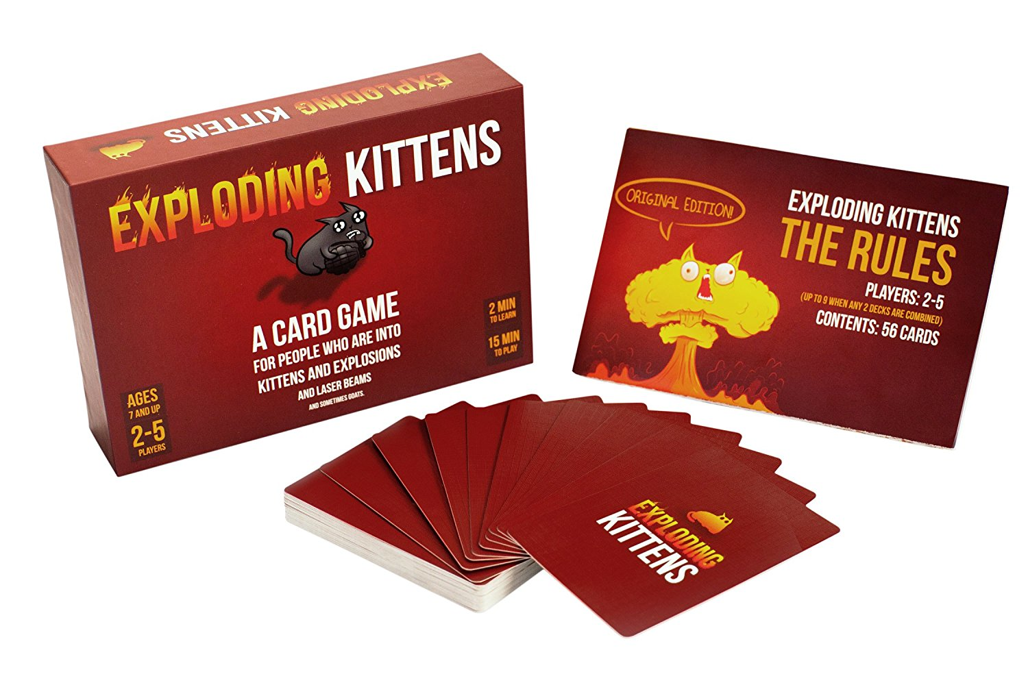 best card games party 2017 adultes exploding kittens   Walyou best card games party 2017 adultes exploding kittens