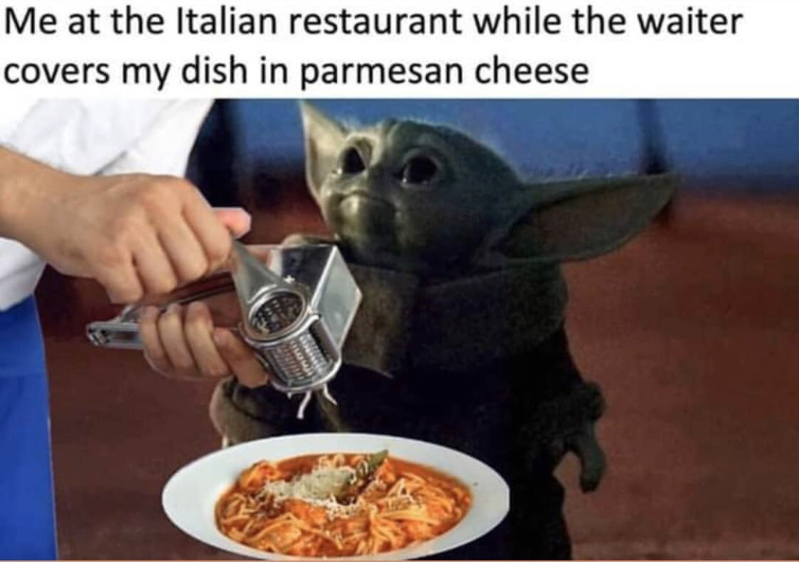 20 Hilarious Baby Yoda Memes - Walyou