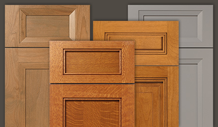 French Mitered Cabinet Doors WalzCraft