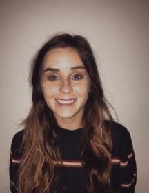 Portrait photo of Mollie.