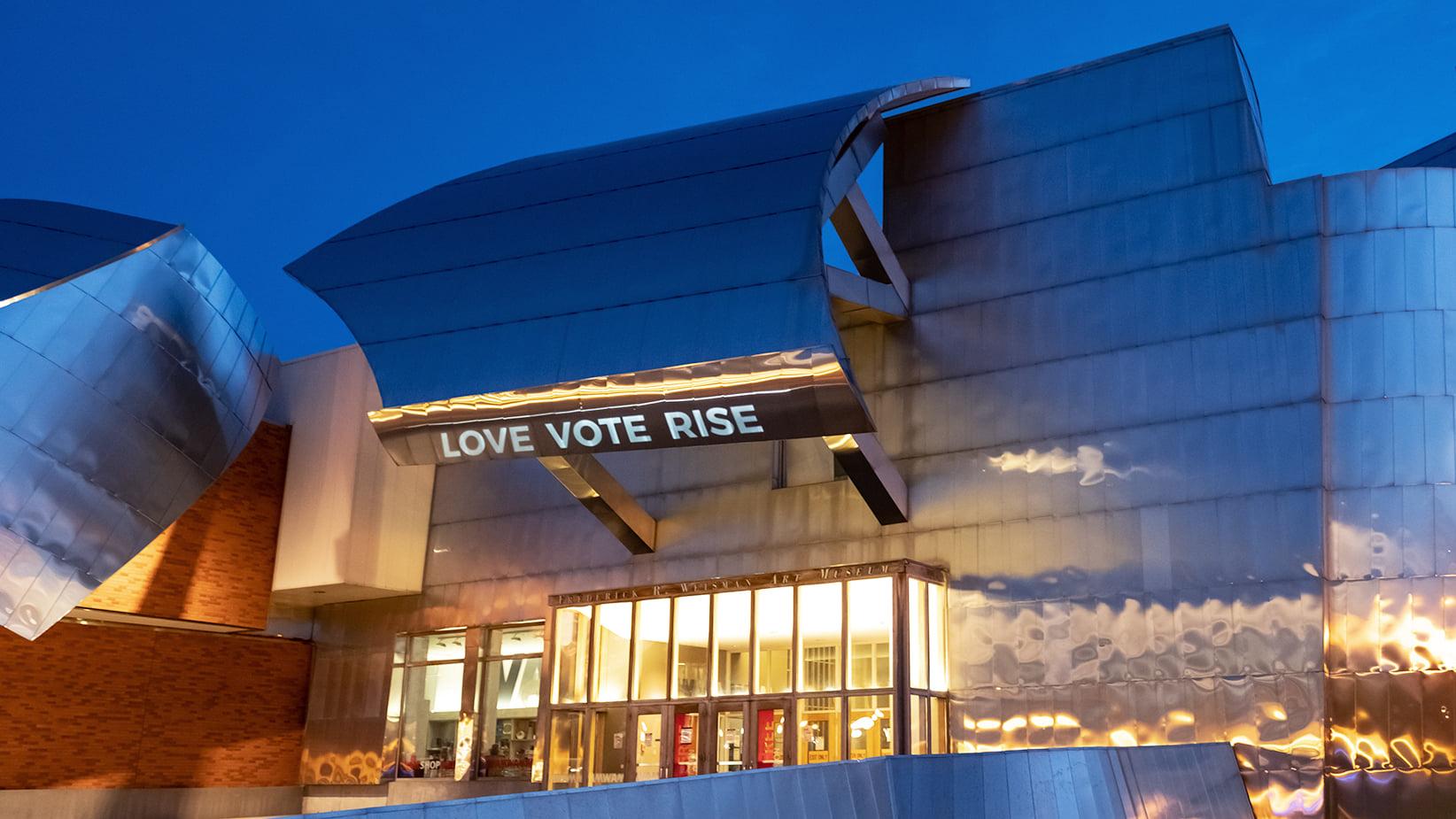 Love Vote Rise