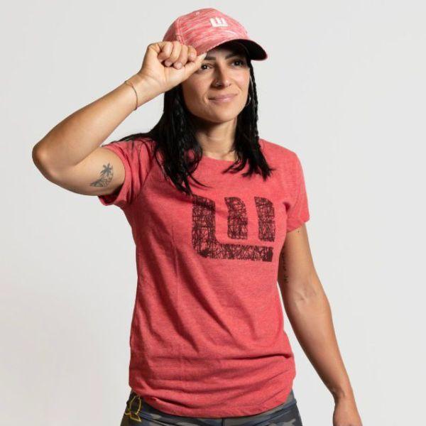 camiseta roja wamaroo