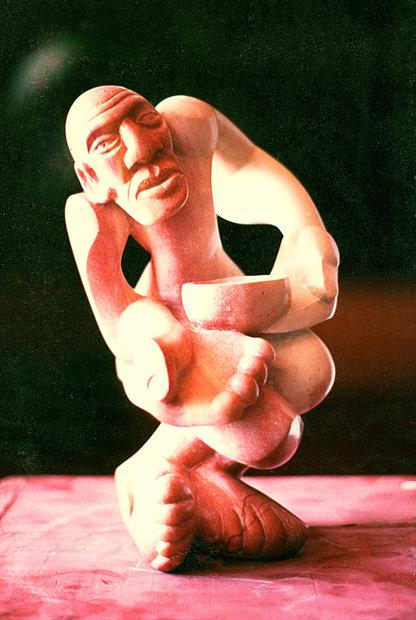The Prophet of Sculpture: An Interview with renowned Kenyan Sculptor Gakunju Kaigwa