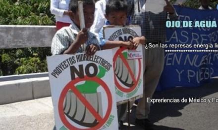 ¿Son las represas energía limpia para Ecuador?