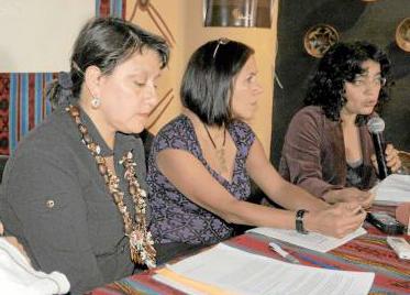 """Marysol Rodríguez: """"explotar los territorios de los pueblos no contactados es condenarlos al hambre y al exterminio"""""""
