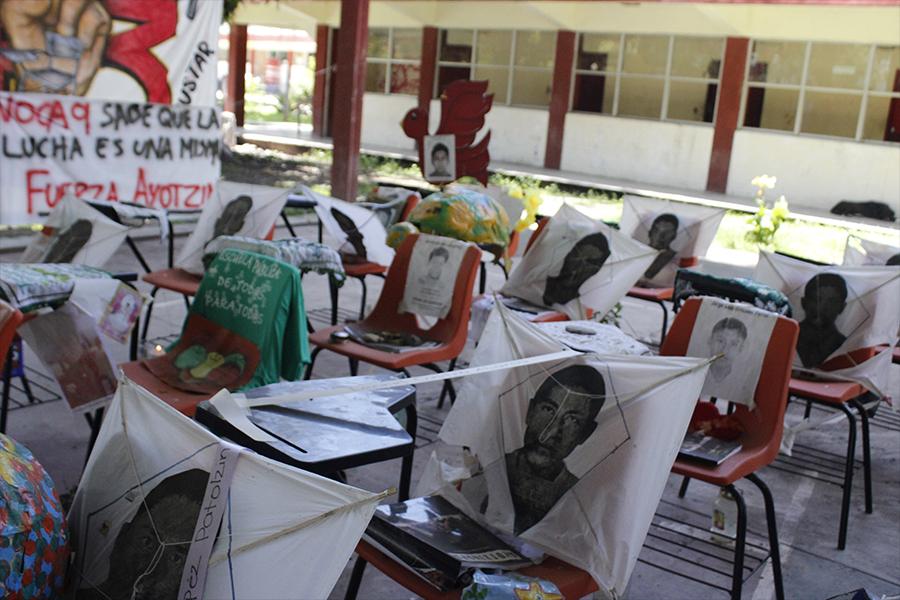 Ayotzinapa 10 meses