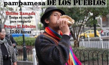 Fotoreportaje Pampamesa continúa el levantamiento en Ecuador