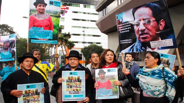 #Saraguro: violación a Derechos Humanos en Ecuador