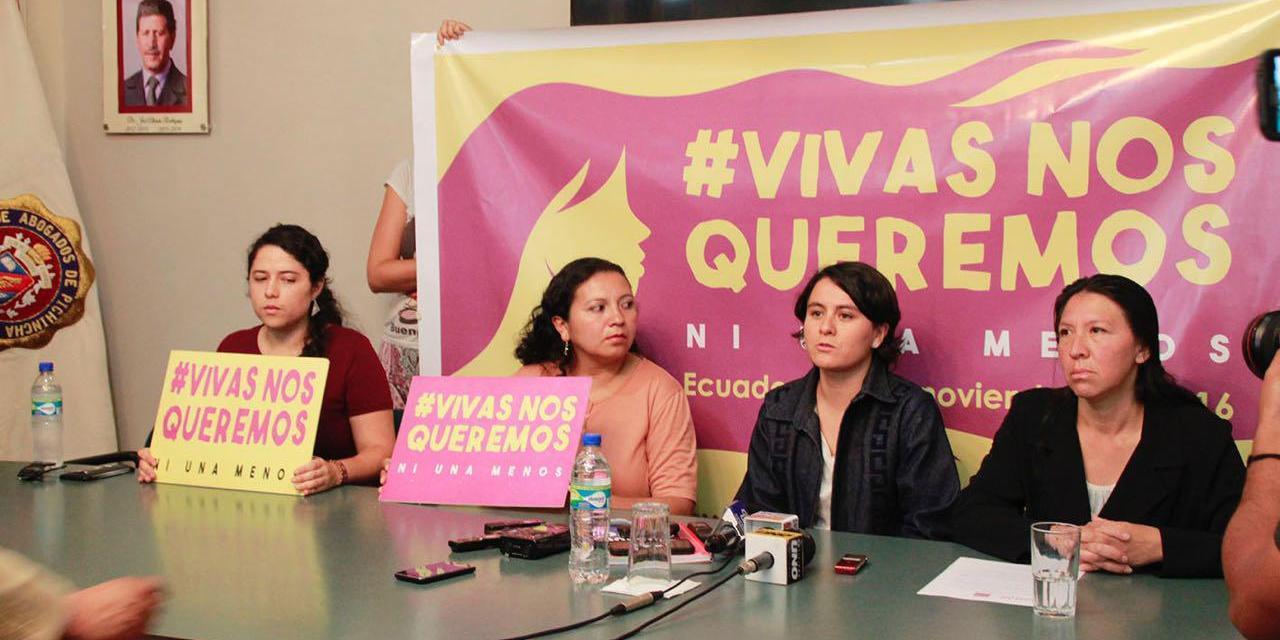 Marcha nacional contra la violencia de género será en noviembre