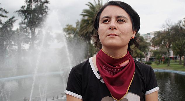 Rosa Ortega: es hora de organizarnos por nuestras vidas