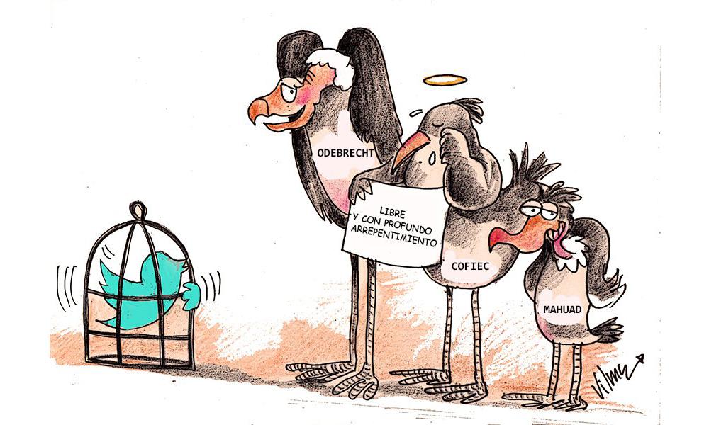 Los pájaros enjaulados y otros tantos indultados