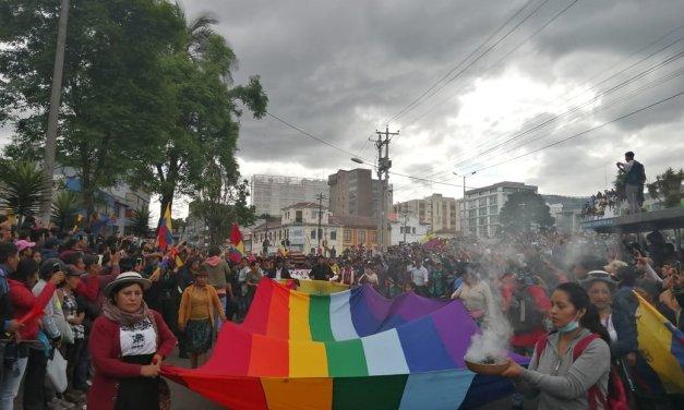 Inocencio Tucumbi, otra víctima de la represión
