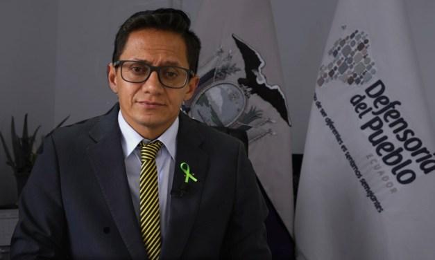 """Freddy Carrión: en el Paro de octubre """"hubo uso excesivo de la fuerza"""""""