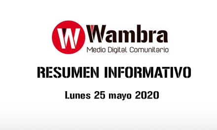 Corona Virus Ecuador – resumen 25 de mayo 2020