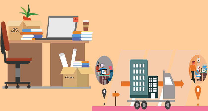 How can you move your belongings to the UAE?
