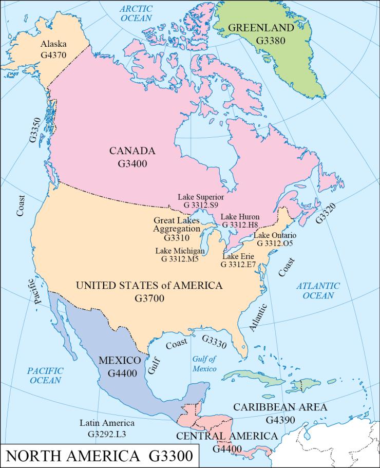 G schedule 2 north america
