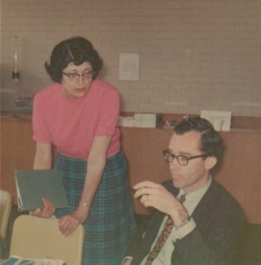 Origins: Eleanore Wilkins & Stan Stevens