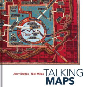 Talking Maps book cover