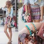 暑い国のコーデ「エスニック」は暑い夏にピッタリのファッション♡