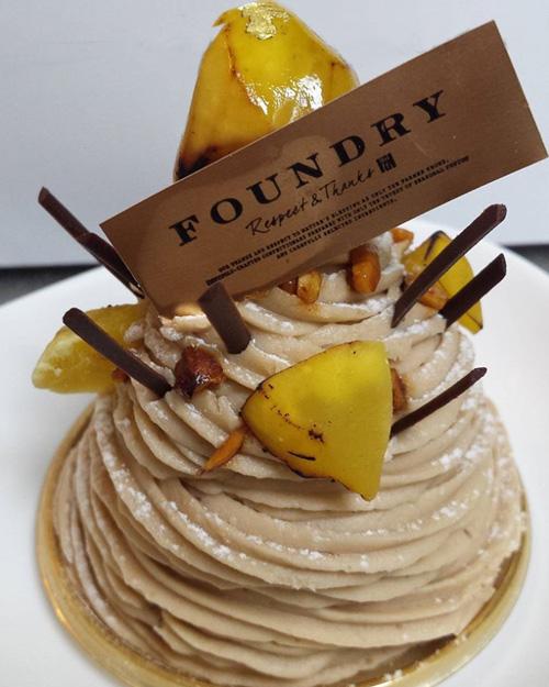 幸せな気持ちにさせてくれる♡♡ファウンドリー(FOUNDRY)の可愛いケーキ!