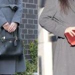 バッグの持ち方で印象が変わる!上品でスタイルよく見える持ち方♡ミニバッグ・パーティークラッチバッグ編